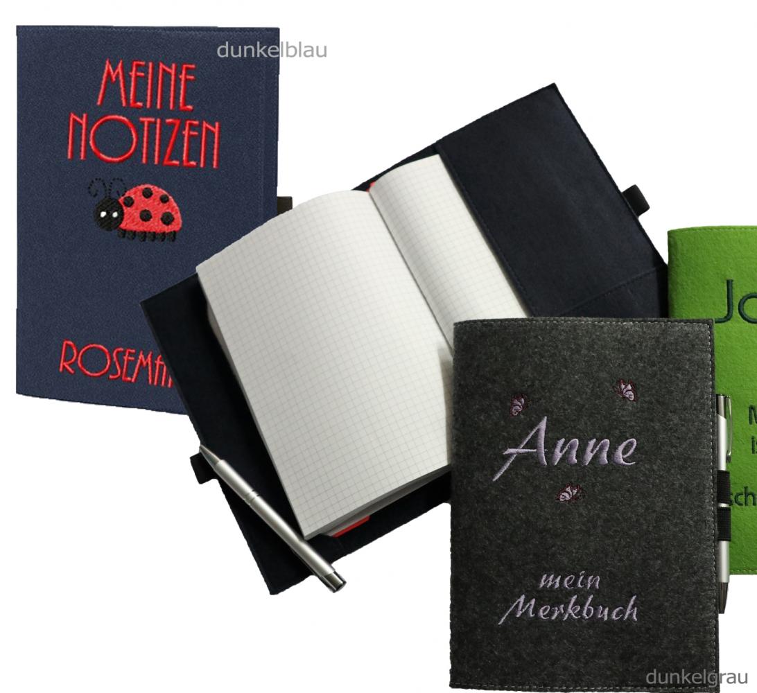 GIO-Shop - Stick4me.de - Filzumschlag, Buchumschlag, Bucheinband ...
